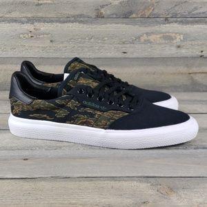 New Men's adidas Skateboarding Black/Camo sz 9.5